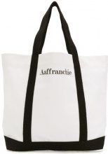 Vanessa Bruno - Aaffranchie tote - women - Cotton - OS - WHITE