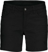 Shorts in twill (Nero) - BODYFLIRT