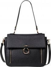 Borsa con anello (Nero) - bpc bonprix collection