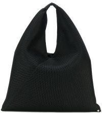 - Mm6 Maison Margiela - Tote Japanese - women - fibra sintetica - Taglia Unica - di colore nero