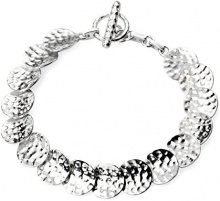 Elements Silver Bracciale intrecciato Donna argento - AZ-B5078