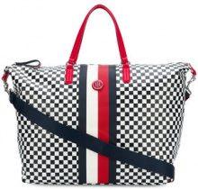 Tommy Hilfiger - Poppy Weekender shoulder bag - women - Nylon/Polyurethane - OS - BLACK