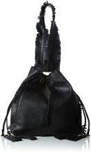 Tosca Blu Girasole - Borse a spalla Donna, Schwarz (Black), 22x20x30 cm (B x H T)