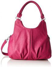 Fritzi aus Preussen Gabriela - Borse a spalla Donna, Rosa (Pink), 15x38x41 cm (B x H T)