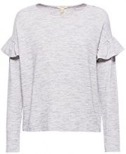ESPRIT 028ee1k041, Felpa Donna, Grigio (Light Grey 5 044), X-Large