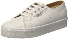 Superga 2730-Nappaleau, Sneaker Donna, Bianco, 39 EU
