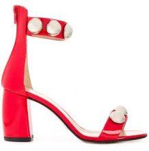 Marc Ellis - Sandali con borchie - women - Leather/Patent Leather - 36, 37, 38, 39, 40 - RED