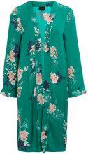 OBJECT COLLECTORS ITEM Flower Patterned Kimono Women Green