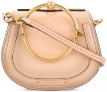 Chloé - Borsa 'Nile Small' - women - Leather - One Size - NUDE & NEUTRALS