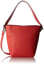 s.Oliver (Bags) 39.804.94 1/332 - Borsa Donna, Rosso (Scarlet), 10x25x18 cm (B x H T)