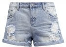 Shorts di jeans - bleu jean