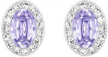 Swarovski donna-orecchini Christie Lavender rodinizzato - Multicolore 5118896