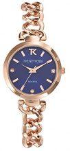 Trendy Kiss TMG10066-05 - Orologio da polso donna, metallo, colore: rosa