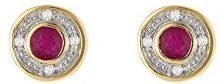 Ivy Gems Orecchini a perno Donna oro_giallo - 123E0628-02