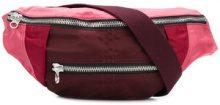 Isabel Marant - Noomi belt bag - women - Nylon - OS - RED