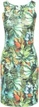 Abito in fantasia tropicale (Verde) - BODYFLIRT boutique