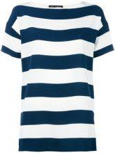 Dolce & Gabbana - striped top - women - Viscose - 44, 40, 42, 38 - BLUE