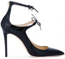 Jimmy Choo - scarpe décolleté 'Sage 100' - women - Patent Leather - 36, 37, 37.5, 38.5, 39 - BLACK