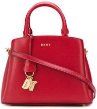 Donna Karan - Satton medium tote - women - Calf Leather - OS - RED