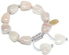Lola Rose FASHIONNECKLACEBRACELETANKLET, colore: beige, cod. HANNAH374000