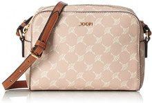 Joop! Cortina Cloe Shoulderbag Shz - Borse a spalla Donna, Pink (Rose), 6x15x21 cm (B x H T)