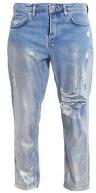 HAYDEN  - Jeans baggy - bleach