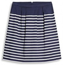 ESPRIT 037ee1d018, Gonna Donna, Multicolore (Navy), 38