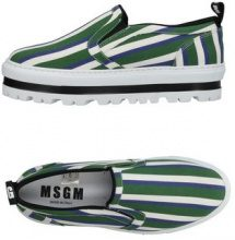 MSGM  - CALZATURE - Sneakers & Tennis shoes basse - su YOOX.com