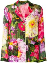Twin-Set - floral print shirt - women - Viscose - 40, 44, 46, 42, 48 - MULTICOLOUR