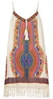 DASHIKI  - Vestito estivo - pink/cream