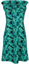 Chiara Boni La Petite Robe - fern print dress - women - Polyamide/Spandex/Elastane - 40, 42, 44, 46 - Verde