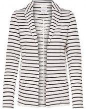 ONLY Striped Blazer Women White
