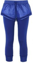 ADIDAS by STELLA McCARTNEY Performance Essentials Short Over Tight - PANTALONI - Leggings - su YOOX.com