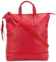 Jost - Vika X-Change XS backack - women - Cotone/Calf Leather - OS - RED