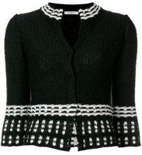 Charlott - Giacca di maglia - women - Cotton/Linen/Flax/Viscose - S, M, L, XL - BLACK