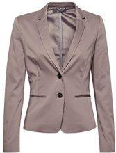 ESPRIT Collection 998eo1g801, Blazer Donna, Marrone (Taupe 240), 42