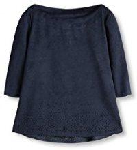ESPRIT 106EE1F006, Camicia Donna, Blu (Navy), 44