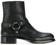 Dsquared2 - Stivali alla caviglia - men - Leather/rubber - 40, 41, 42, 43, 41.5, 42.5, 43.5, 44 - Nero