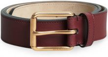 Burberry - Cintura 'Trench' - men - Leather - 75, 80, 100, 105, 110 - RED