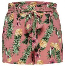ONLY Printed Shorts Women Pink