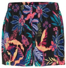 ONLY Printed Shorts Women Blue