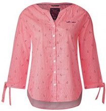 Street One 340778, Blusa Donna, Rosa (Colada Pink 31263), 46