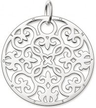 Thomas Sabo Glam & Soul, Donna, ciondolo Ornamento, argento sterling 925