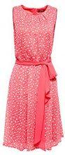 ESPRIT Collection 028eo1e019, Vestito Elegante Donna, Rosa (Pink Fuchsia 660), 42 (Taglia Produttore: 36)