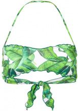 Mc2 Saint Barth - Bikini top 'Libra' - women - Polyamide - S - GREEN