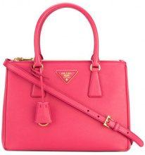 Prada - Galleria medium tote - women - Leather - OS - PINK & PURPLE