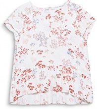 ESPRIT 018ee1f010, Camicia Donna, Multicolore (Off White 110), 44