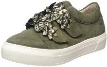 Gabor Shoes Jollys, Scarpe Stringate Derby Donna, Verde (Oliv), 42 EU