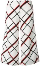 Rossignol - Clea cropped trousers - women - Polyester/Spandex/Elastane - 36, 38, 40, 42 - WHITE