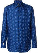 Billionaire - Camicia a fantasia - men - Silk - S, M - BLUE